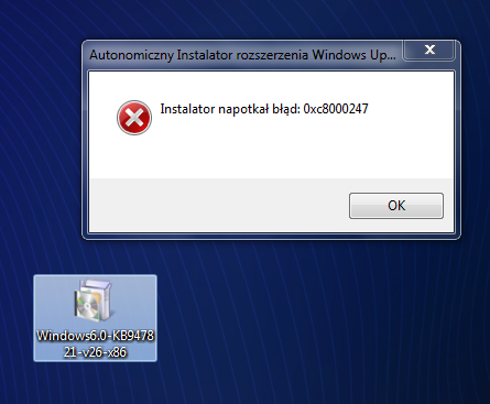 błąd_0xc8000247