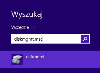 wyszukaj_diskmgmt.msc