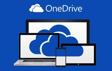 Dysk OneDrive od Microsoft'u