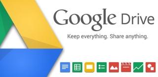 Google drive - czyli wirtualny dysk od Google'a