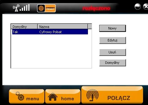 cyfrowy polsat aero2 nowy profil