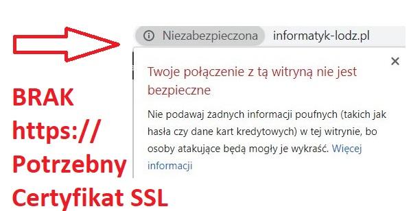 jak włączyć SSL w wordpress HTPPS